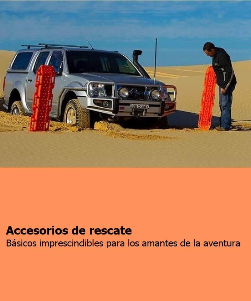 categoría accesorios rescate